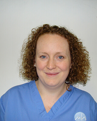 Dr Carys Halsall