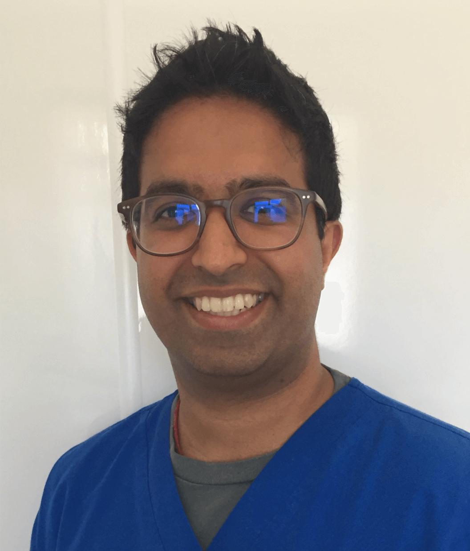 Dr Manish Jethwa